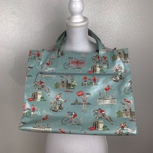 Cath Kidston Coated Canvas Tote